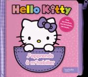 Hello Kitti j'apprends à m'habiller