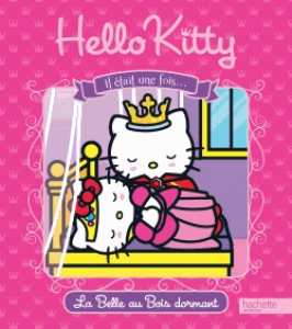 Hello Kitty La Belle au Bois Dormant