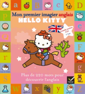 Hello Kitty Imagier anglais