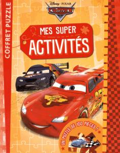 Mes super activités Cars