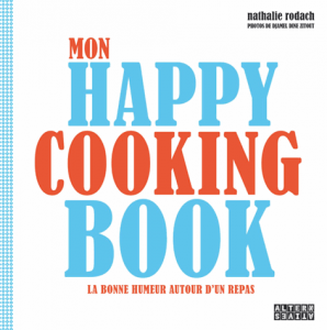Mon Happy cooking book