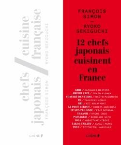 Chefs japonais / cuisine française