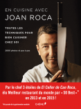 En cuisine avec Joan Roca