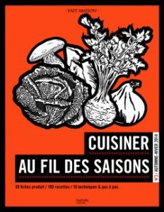 Epuisé / Cuisiner au fil des saisons