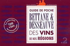 Guide de poche des vins de nos régions