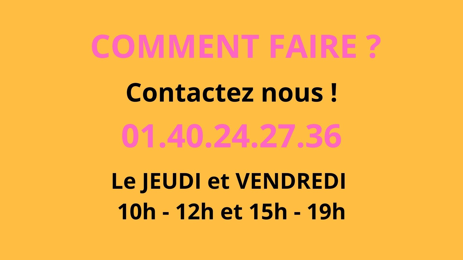 Contactez nous pour vendre vos livres